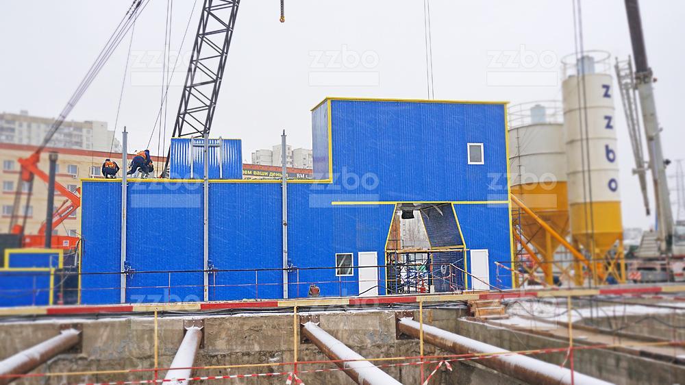 Бетонный завод ФЛАГМАН-90 - фото 4