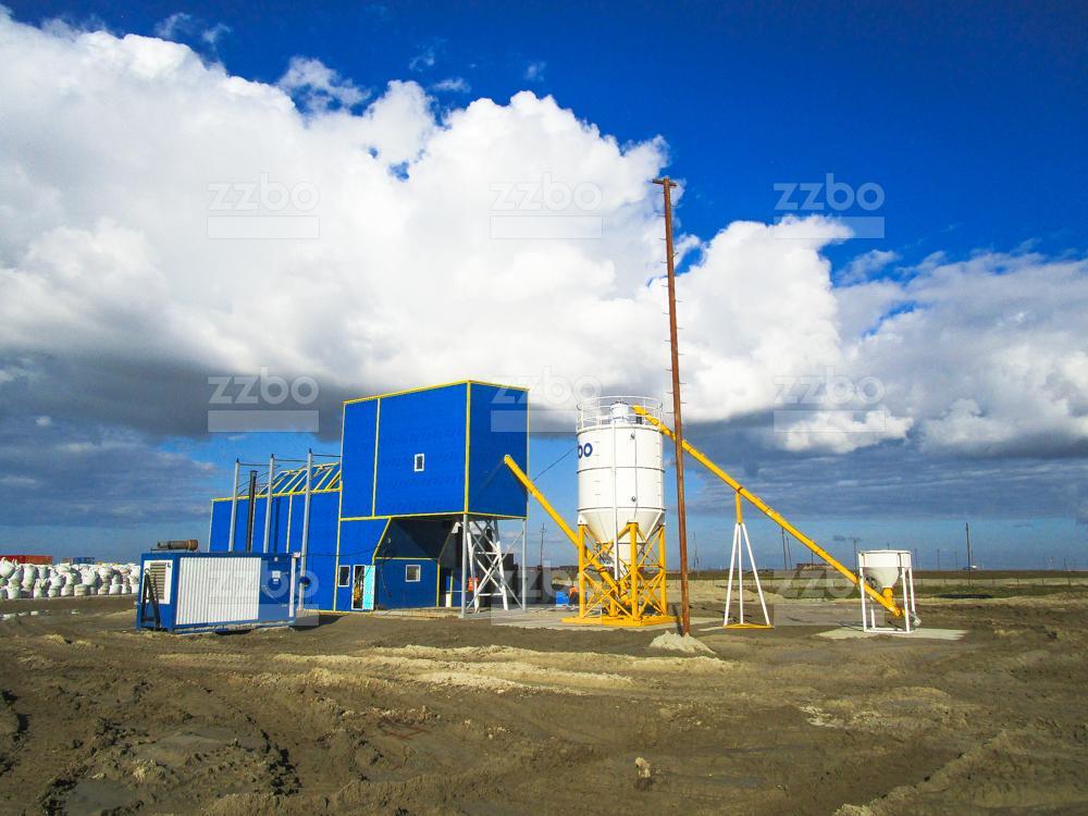 Бетонный завод ФЛАГМАН-90 - фото 6