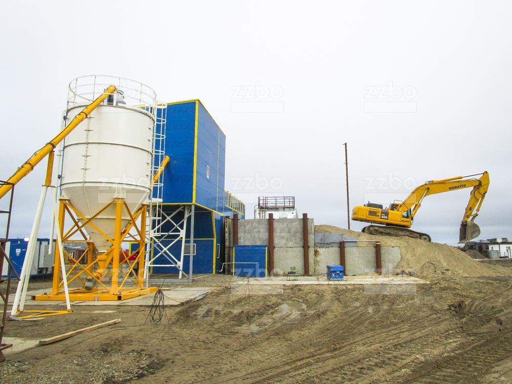 Бетонный завод ФЛАГМАН-90 - фото 3