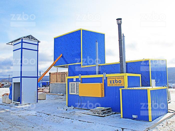 Системы обогрева инетных материалов в бункерах с паровым и воздушным теплоносителями