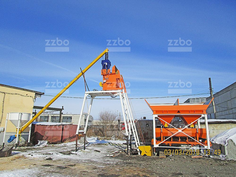 Бетонный завод СТАНДАРТ-15 - фото 8