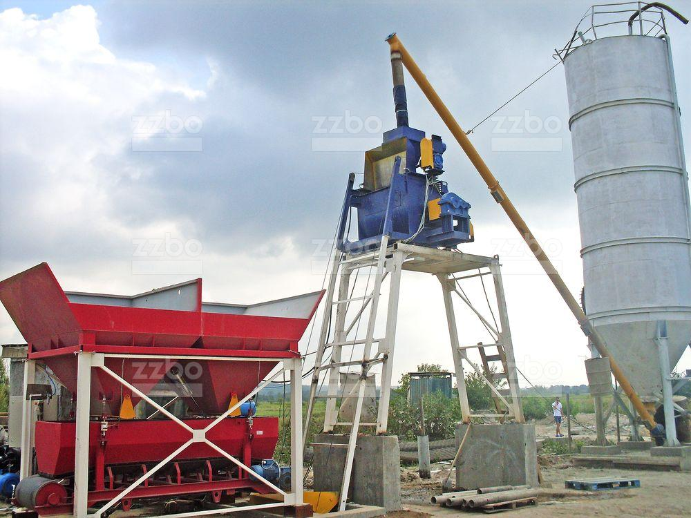 Бетонный завод СТАНДАРТ-15 - фото 13