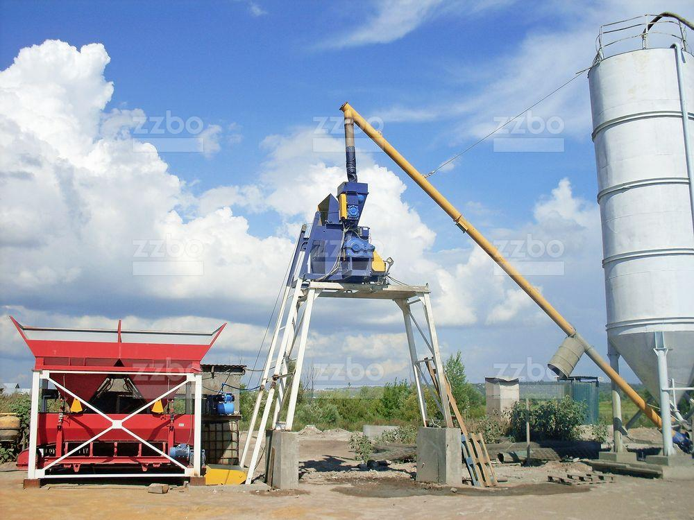 Бетонный завод СТАНДАРТ-15 - фото 12