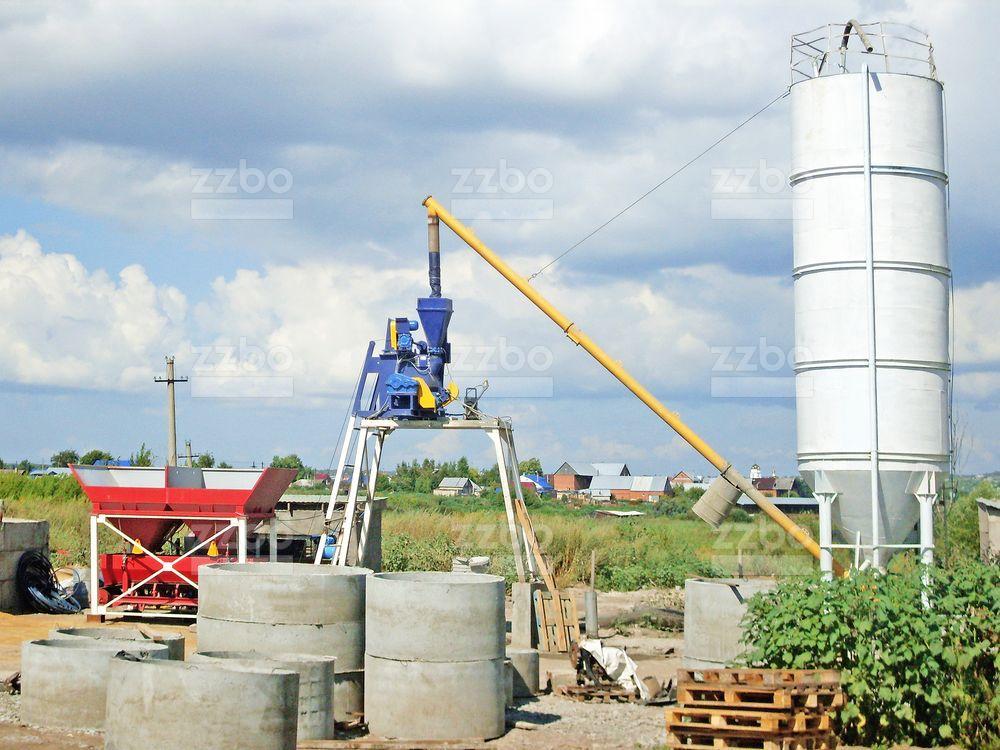 Бетонный завод ЭКОНОМ-15 - фото 13