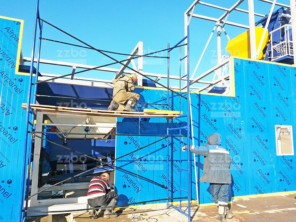 Шеф-монтаж утепления бетонных заводов - фото 2
