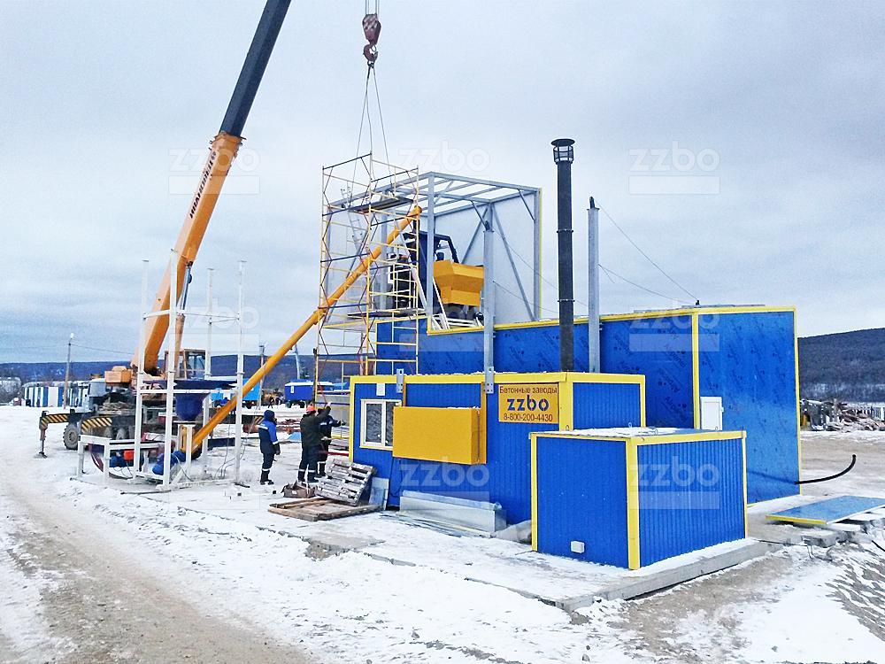 Шеф-монтаж утепления бетонных заводов - фото 3