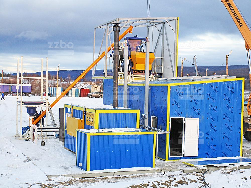 Шеф-монтаж утепления бетонных заводов - фото 5