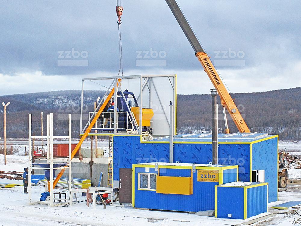 Шеф-монтаж утепления бетонных заводов - фото 6