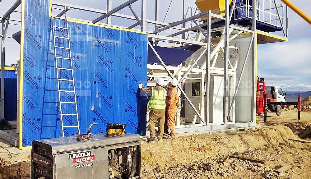 Шеф-монтаж утепления бетонных заводов - фото 12