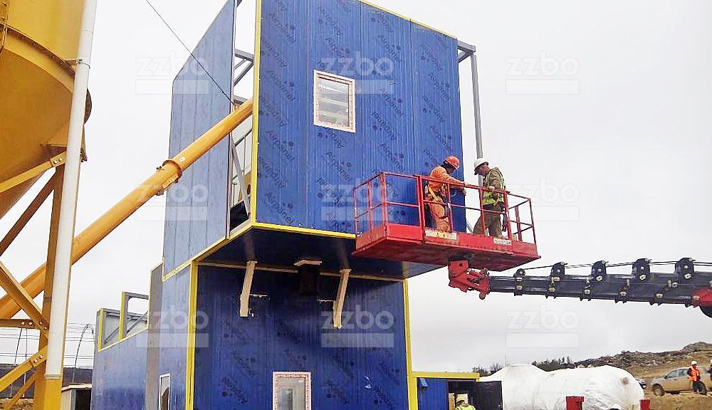 Шеф-монтаж утепления бетонных заводов - фото 13