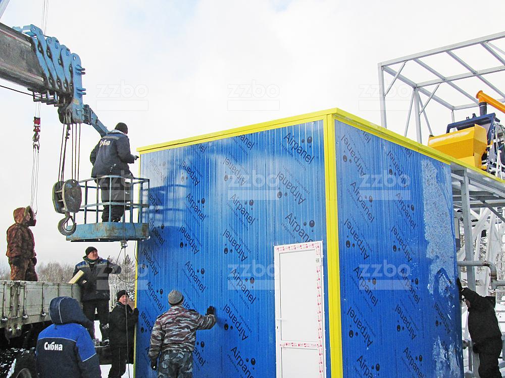 Шеф-монтаж утепления бетонных заводов - фото 8