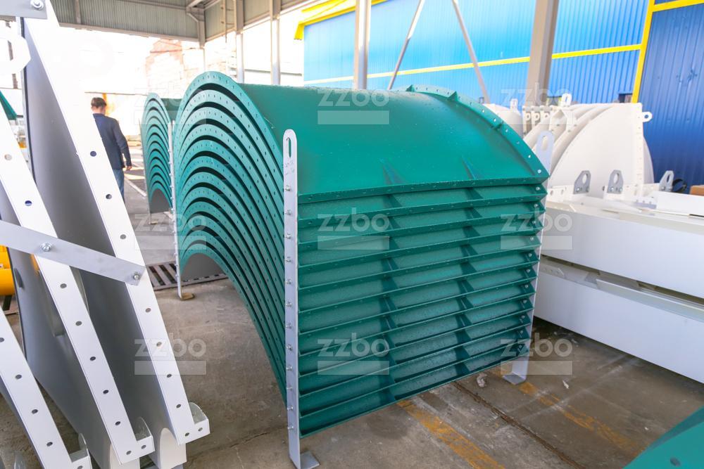 Цилиндрический сектор для силоса СЦМ - фото 5
