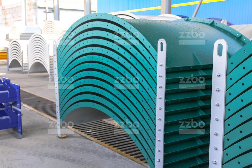 Цилиндрический сектор для силоса СЦМ - фото 4