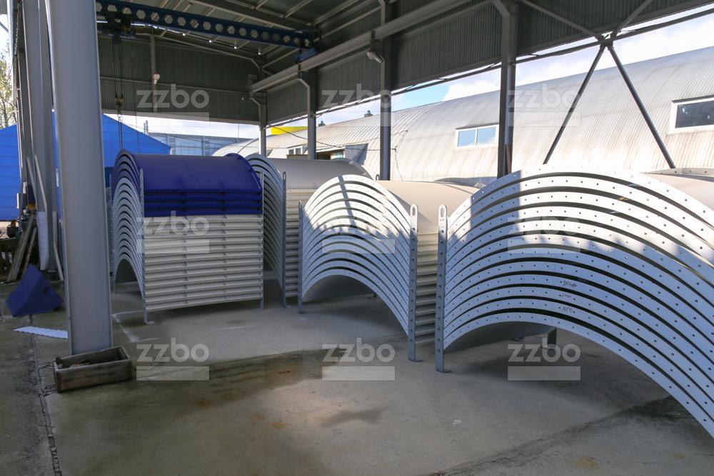 Цилиндрический сектор для силоса СЦМ - фото 3