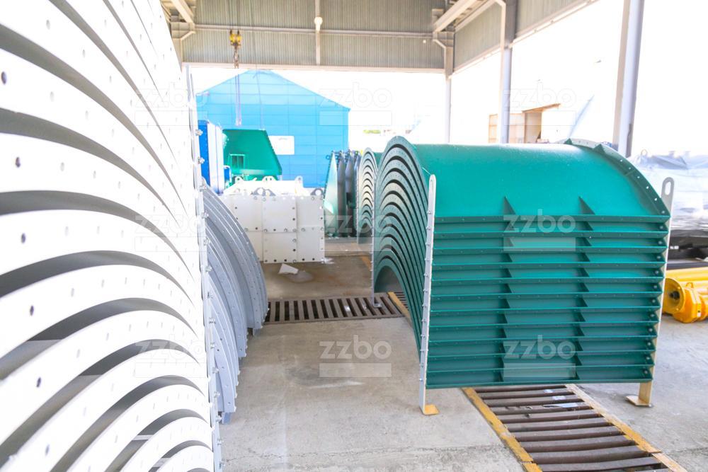Цилиндрический сектор для силоса СЦМ - фото 2