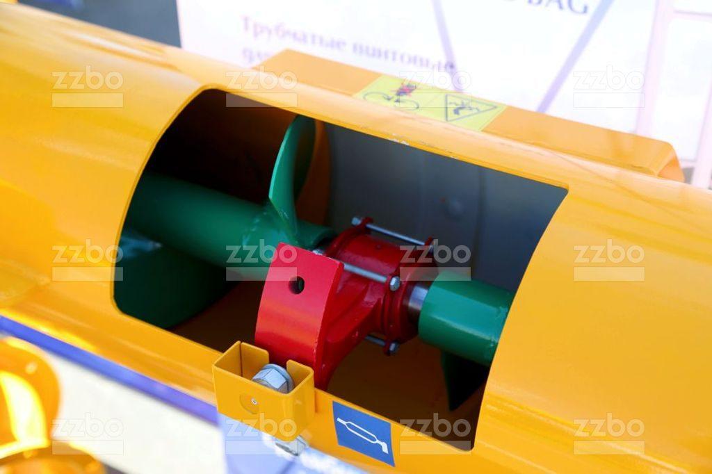 Шнек для цемента ⌀168\9000 «SCUTTI» - фото 4