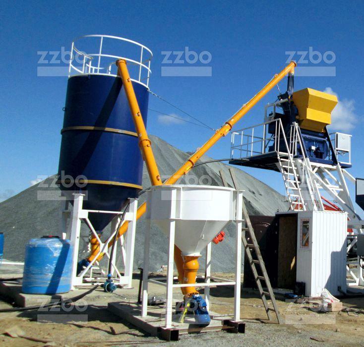Шнек для цемента ⌀168\9000 «SCUTTI» - фото 2