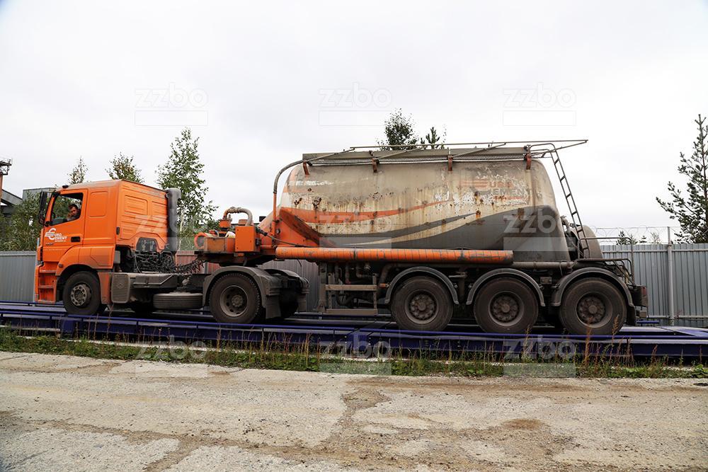 Весы автомобильные ВАК-18 (12, 6) - фото 4