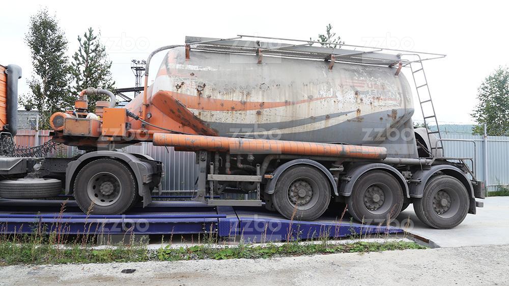 Весы автомобильные ВАК-18 (12, 6) - фото 7
