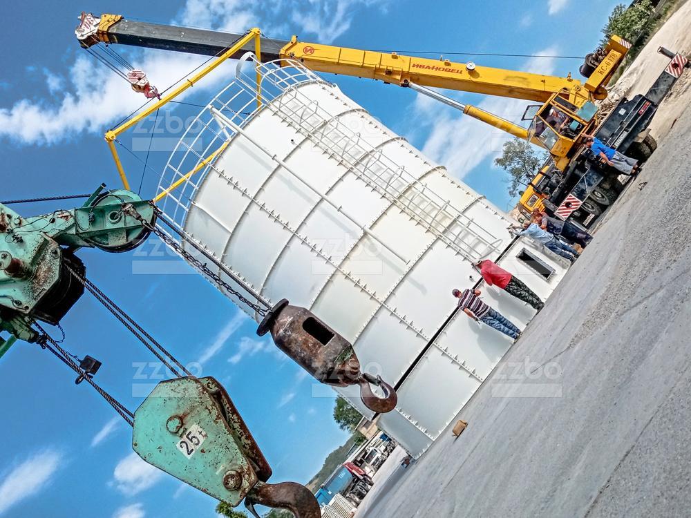 Силос цемента СПУ-920 - фото 2