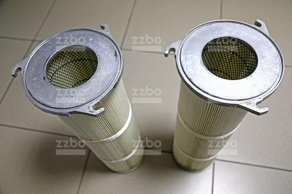 Набор сменных картриджей для фильтра цемента MAXAIR-24 - фото 6