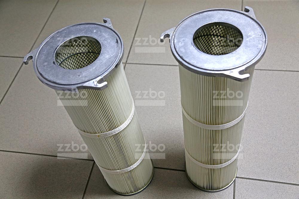 Набор сменных картриджей для фильтра цемента MAXAIR-24 - фото 7