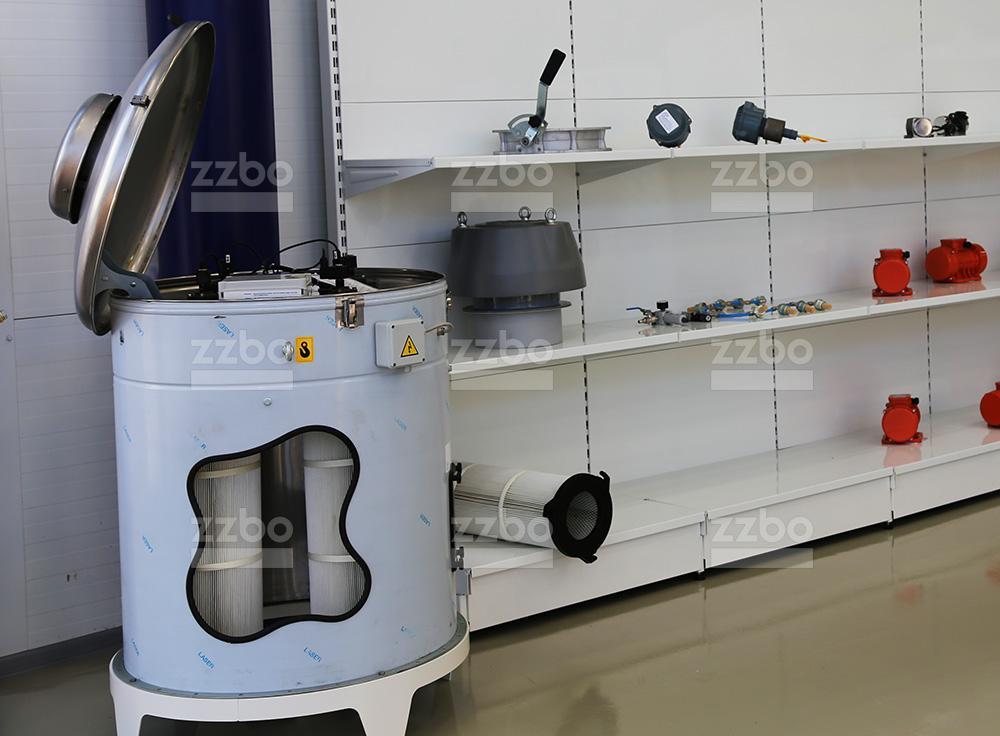 Набор сменных картриджей для фильтра цемента MAXAIR-24 - фото 1