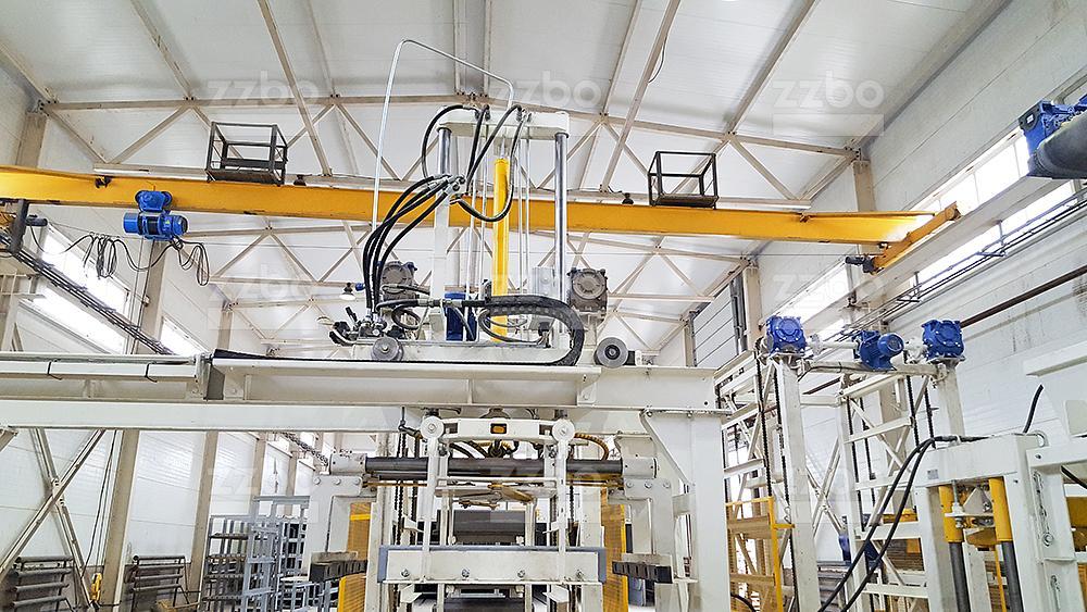 Автоматическая линия МАКСИМАЛ на гидроподъемниках - фото 4