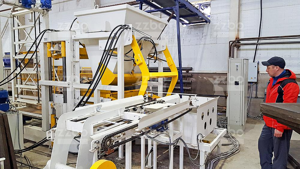 Автоматическая линия МАКСИМАЛ на гидроподъемниках - фото 14