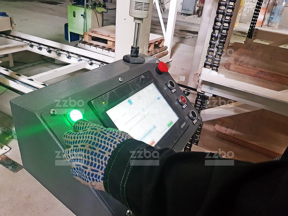 Автоматическая линия МАКСИМАЛ на гидроподъемниках - фото 2