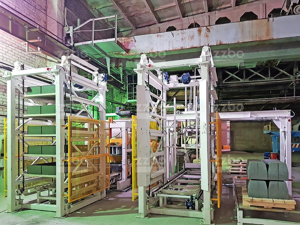 Линия на базе вибропресса МАКСИМАЛ - фото 1