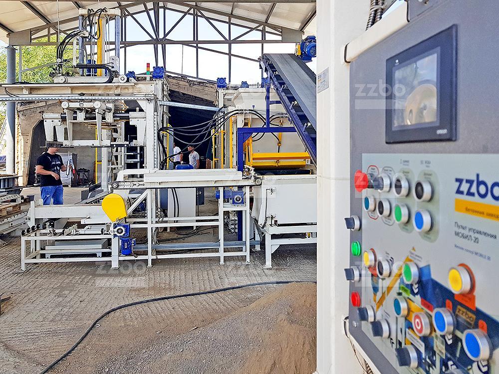 Автоматическая линия МАКСИМАЛ <br> на гидроподъемниках - фото 13