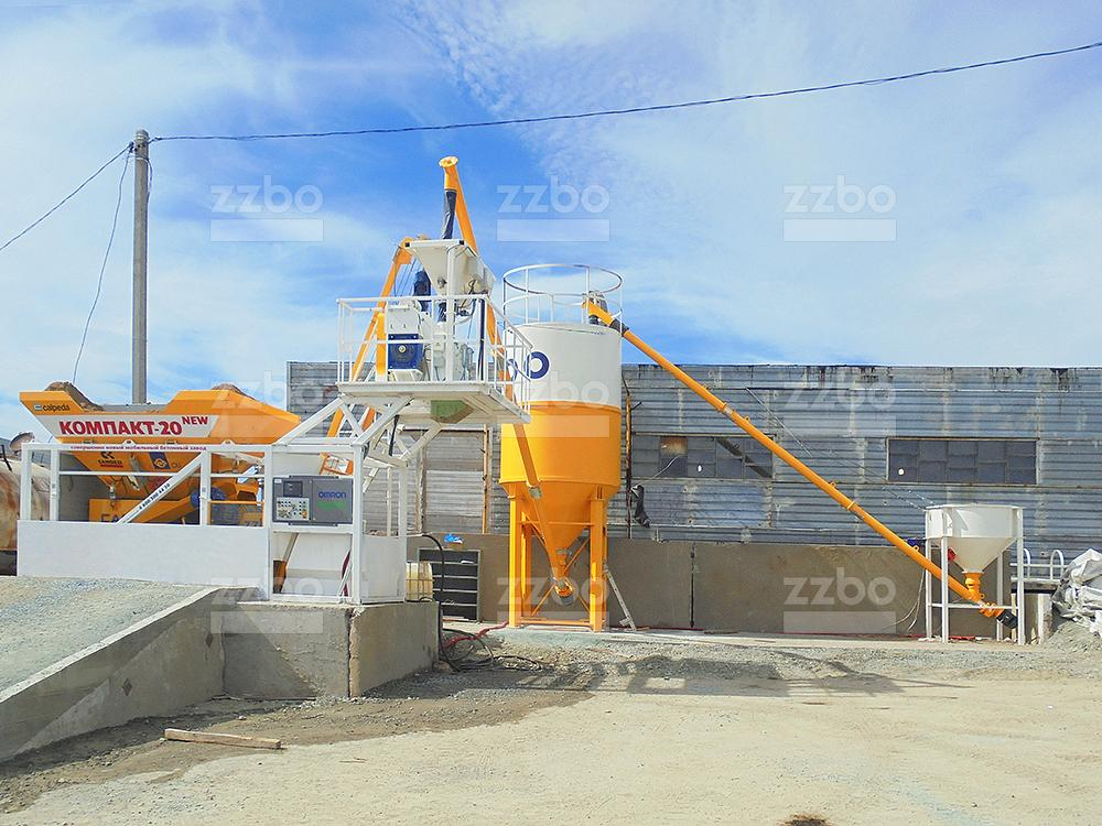 Бетонный завод КОМПАКТ-20 - фото 33