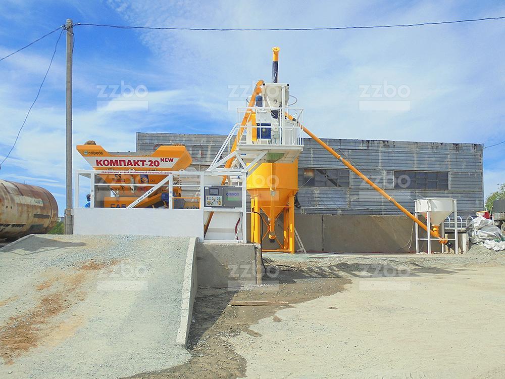 Бетонный завод КОМПАКТ-20 - фото 32