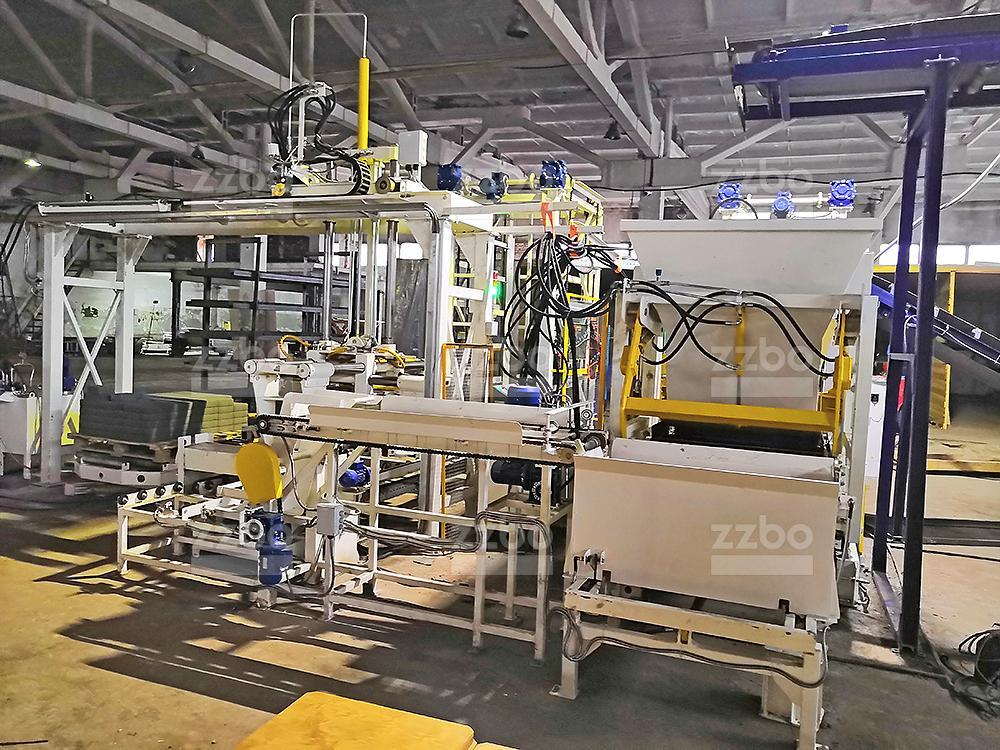 Автоматическая линия МАКСИМАЛ на гидроподъемниках - фото 6