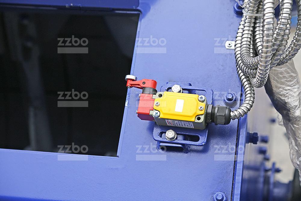 Одновальный бетоносмеситель БП-1Г-500с - фото 15