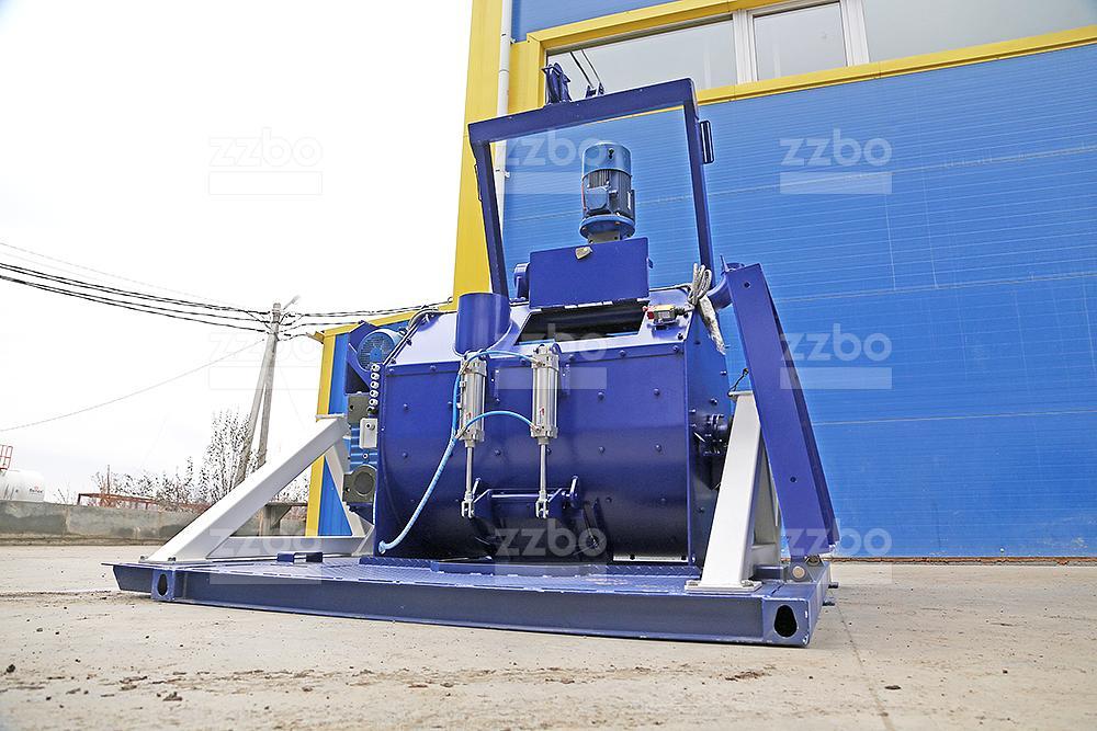 Одновальный бетоносмеситель БП-1Г-500с - фото 16