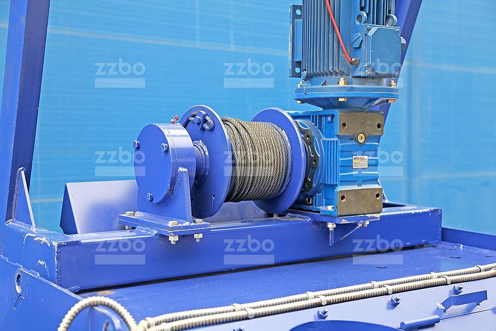 Одновальный бетоносмеситель БП-1Г-500с - фото 10