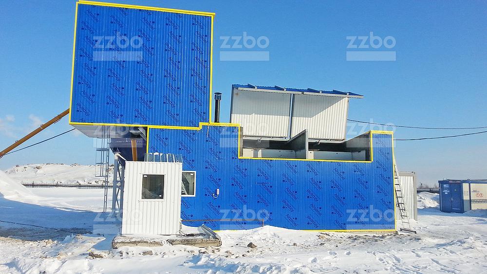 Крышки бункеров с автоматическим приводом КБ-2 - фото 1