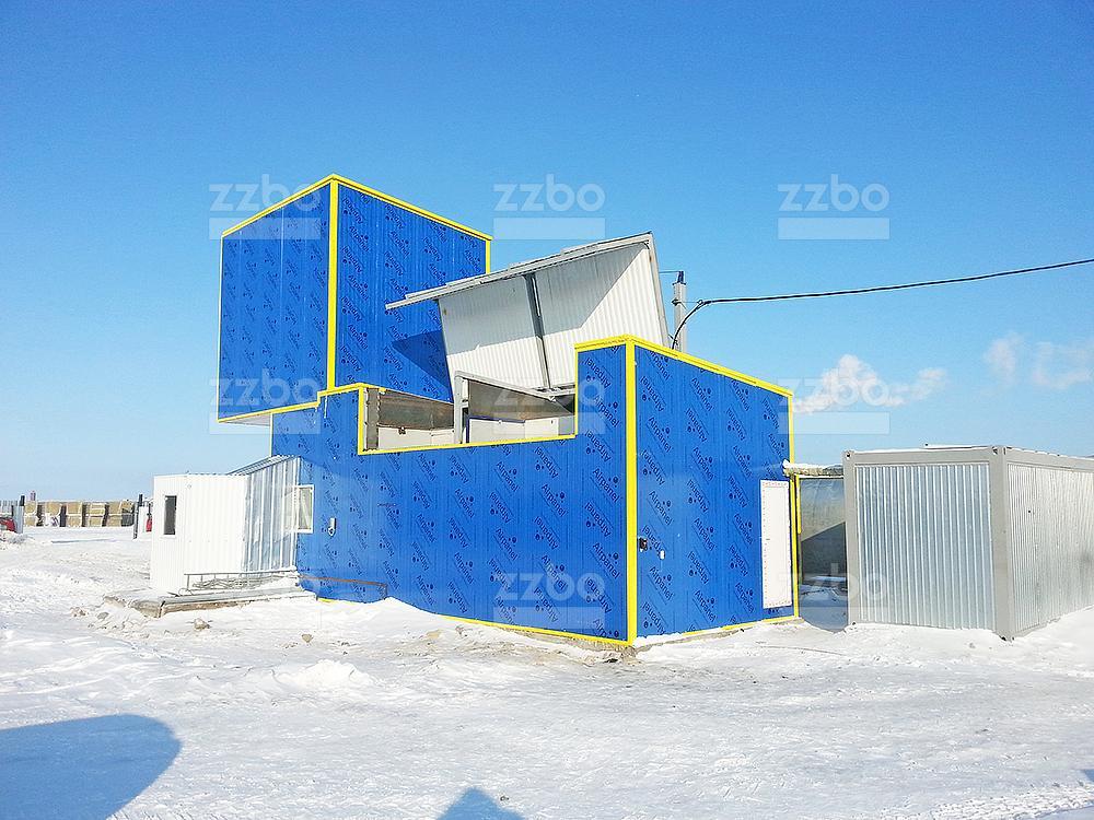 Крышки бункеров с автоматическим приводом КБ-2 - фото 2