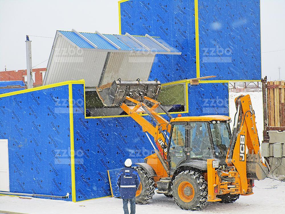 Крышки бункеров с автоматическим приводом КБ-2 - фото 4