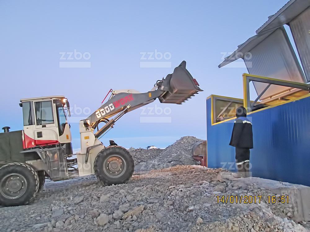 Крышки бункеров с автоматическим приводом КБ-2 - фото 7
