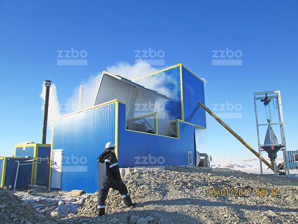 Крышки бункеров с автоматическим приводом КБ-2 - фото 8