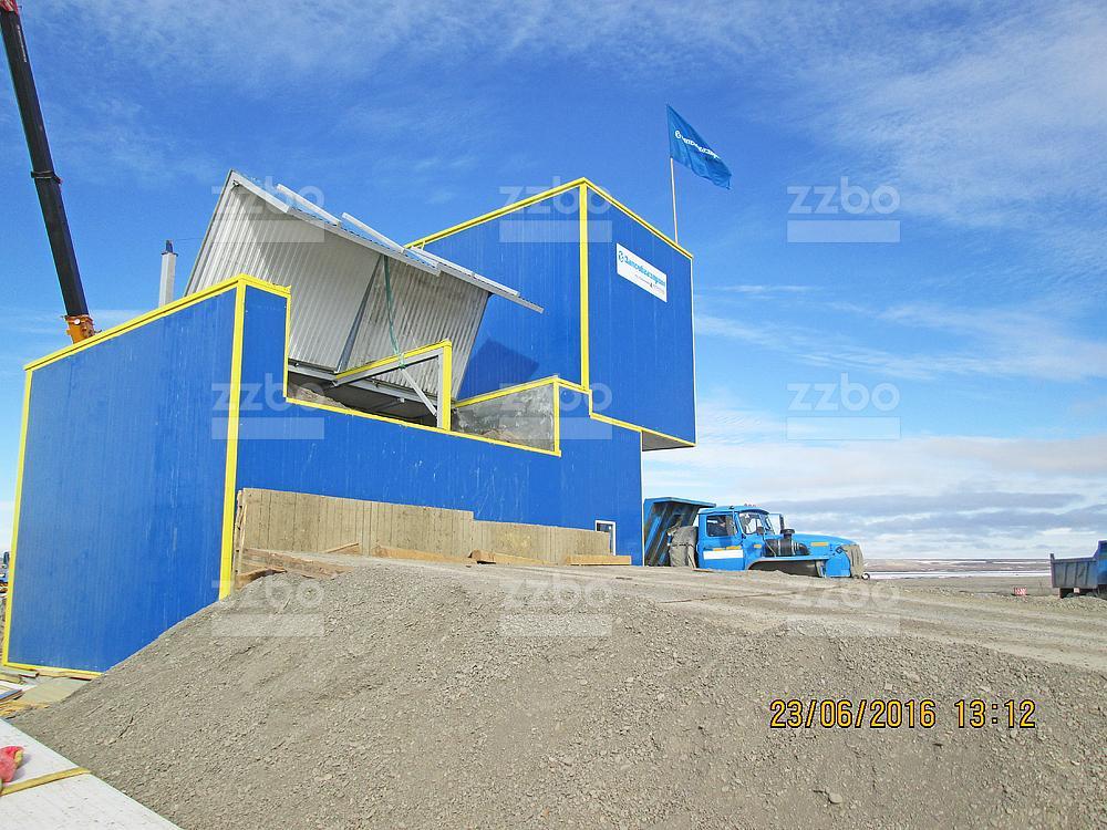 Крышки бункеров с автоматическим приводом КБ-2 - фото 11