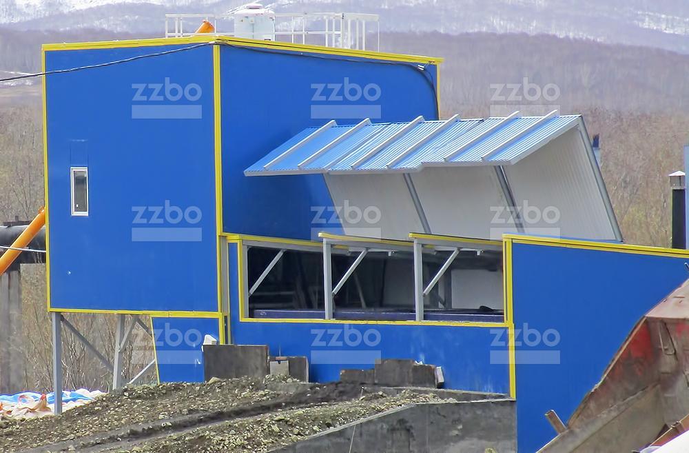 Крышки бункеров с автоматическим приводом КБ-3 - фото 5