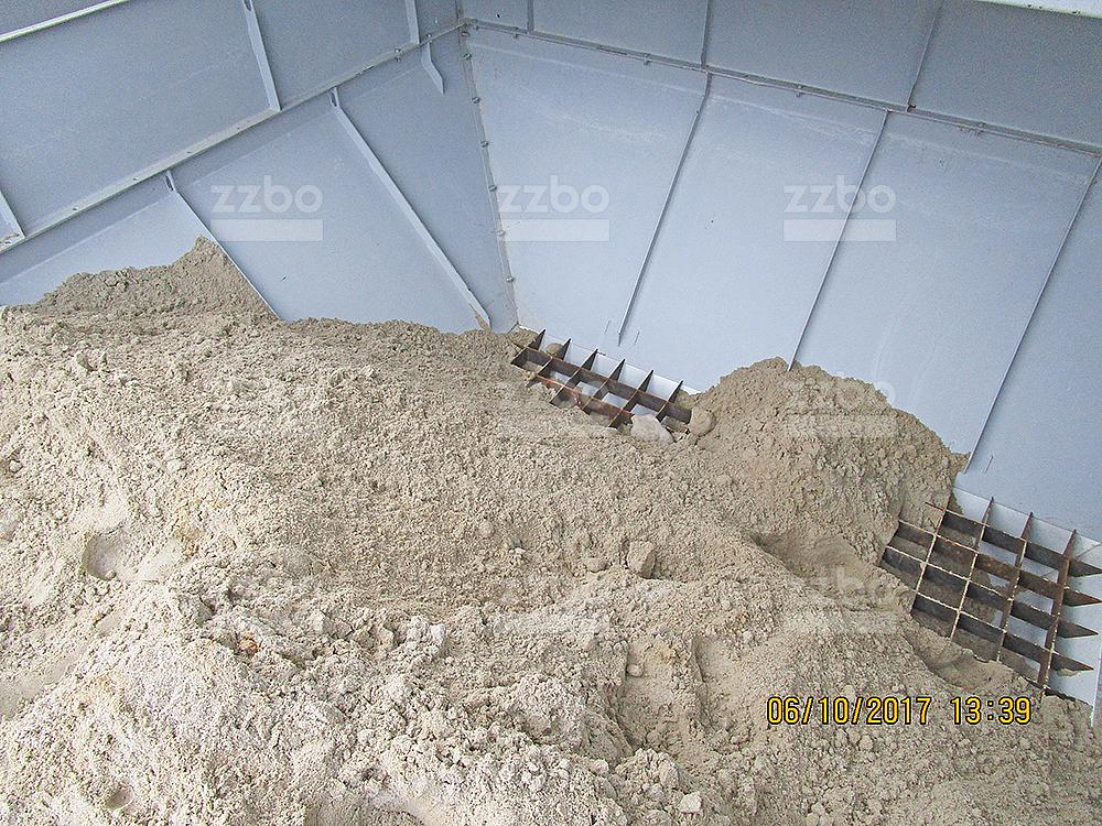 Решетка на секцию бункера 100х100 <br> для ДКМ-80 (ДКМ-60) - фото 2