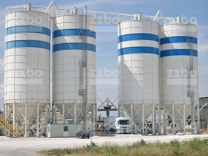 Сравнение силосов цемента производства ZZBO с изделиями других изготовителей