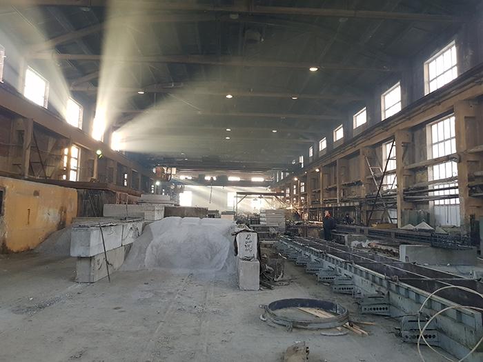 1.Оценка потребности в товарном бетоне в регионе дислокации БСУ