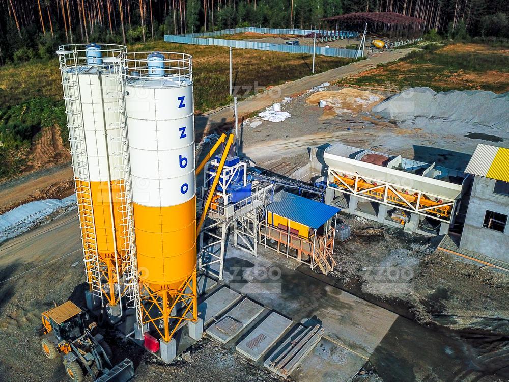 Бетонный завод ЛЕНТА-144