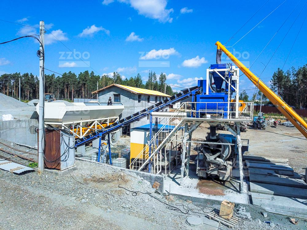 Бетонный завод ЛЕНТА-144 - фото 10